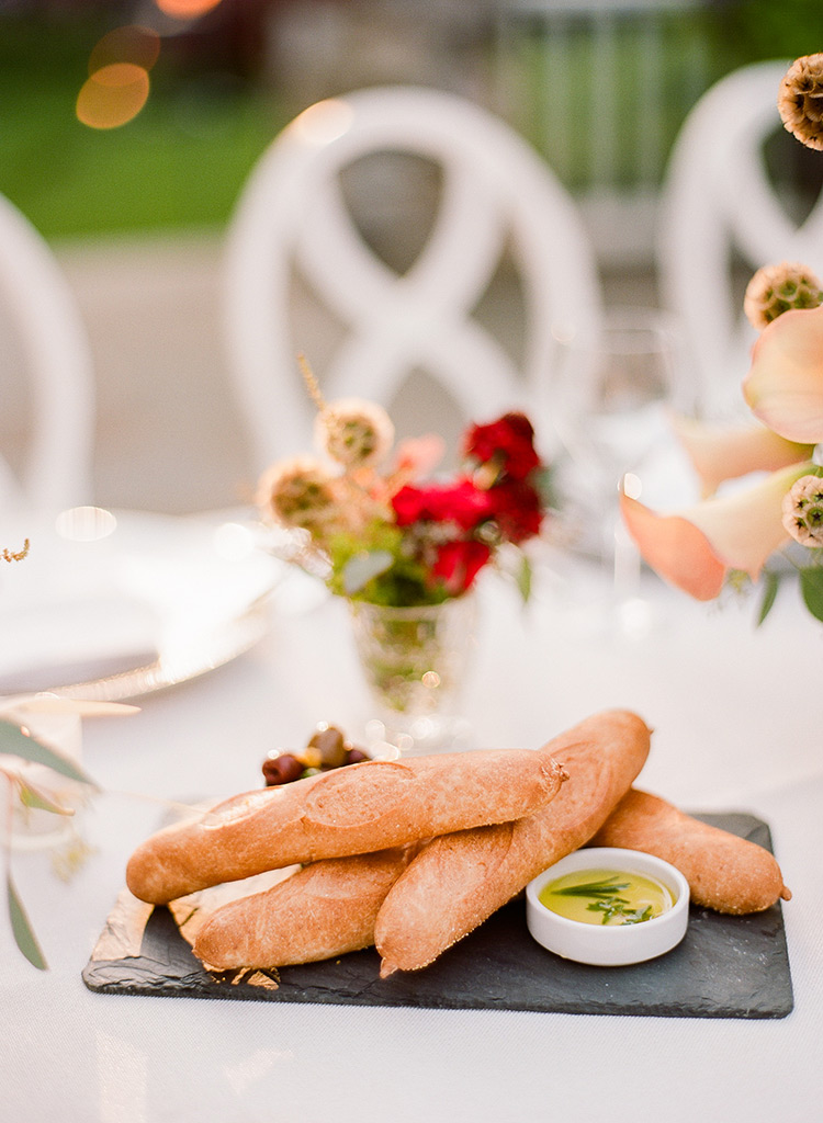 Marcey Brownstein Catering featured on Martha Stewart Weddings